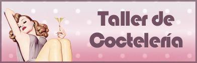 Banner Taller de Coctelería