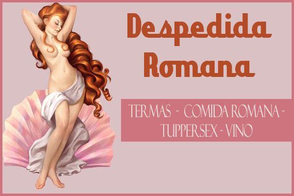 Banner Despedida Romana